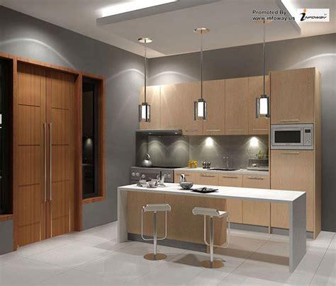 tips reka bentuk dapur kecil simple small kitchen