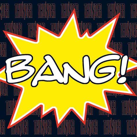 Thunder Bang Release Year Hard Rock Hideout