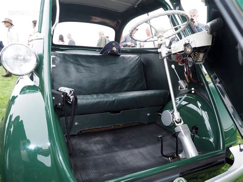 BZ's BMW Isetta 300's: Isetta - Chassis, Front & Rear Axle Reassembly