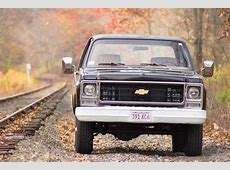 We Painted this 1978 Chevrolet Blazer with Rustoleum and