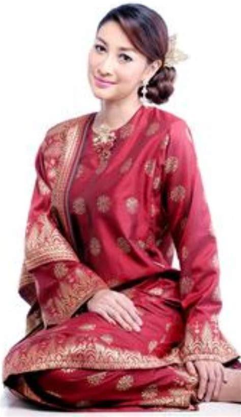 rita rudaini malay traditional costume pinterest