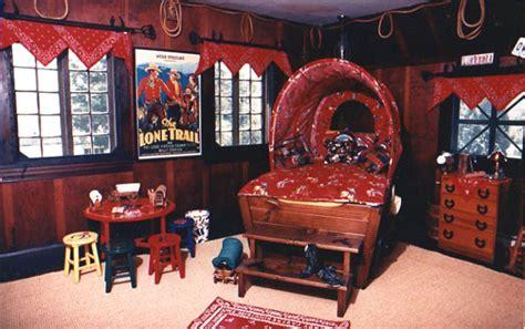 Baby-boy Children Room In Cowboy, Wild-wild-west Style