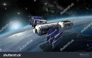 Satellite Surveying Earth, Spacelab Or Spacecraft Design ...