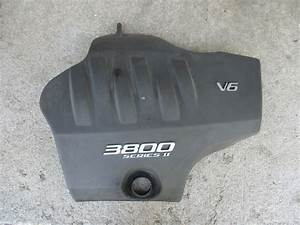 Gm 3800 Series Ii Plastic Engine Cover Buick Pontiac