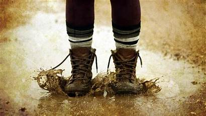 Boots Mud Wallpapers