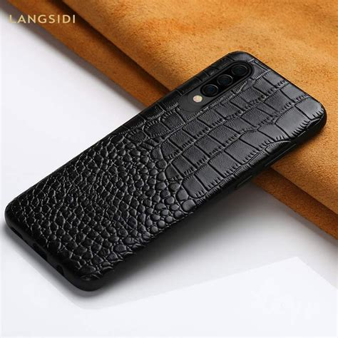 jual casing genuine leather mobile phone case samsung