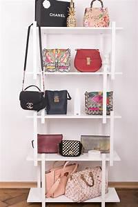 Taschen Platzsparend Aufbewahren : meine taschensammlung josie loves ~ Watch28wear.com Haus und Dekorationen