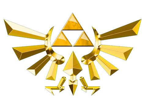 Triforce L by Legend Of Triforce Symbol Wallpaper Www Imgkid