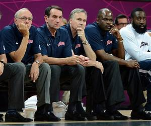 Mike D'Antoni will not return as Team USA assistant coach
