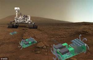 NASA reveals planetary rovers that could explore Mars ...