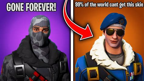 top  exclusive fortnite skins    anymore