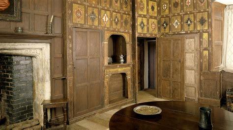 tudor interior design building houses national trust