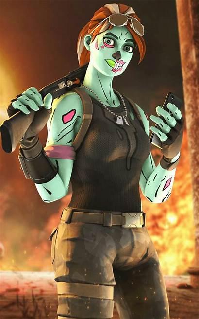 Fortnite Skin Gamer Gaming Wallpapers Supreme Trooper