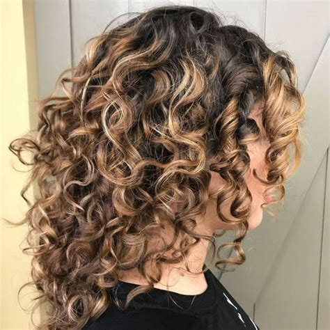 Pics Of Hairstyles For by The Best Medium Length Naturally Curly Hairstyles