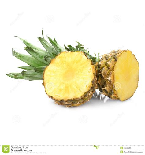 Ripe Pineapple Royalty Free Stock Photo Image 19293435