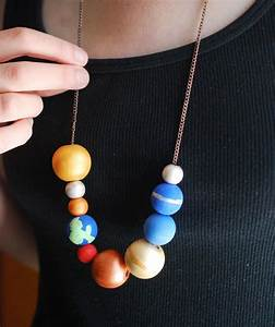 Make a Stellar Solar System Necklace // wild olive for ...