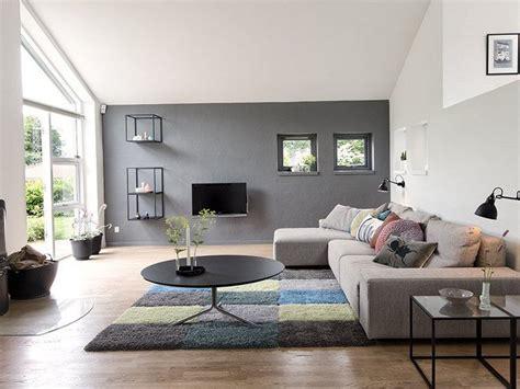 peinture pour canapé peinture salon grise 29 idées pour une atmosphère