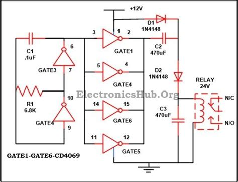 4 Best Image Of Dc Light Wiring Diagram by 90 Best Images About Mini Projects On