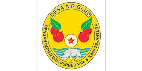 logo bumdes desa air glubi dipromosikan sijori kepri
