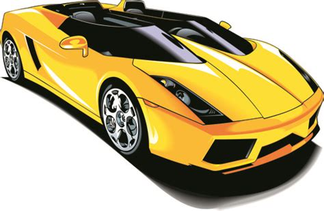 Sports Car Vector Art Free Vector Download (215,464 Free