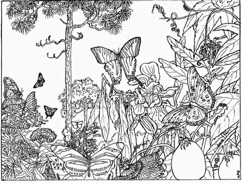 adult coloring pages landscapes az coloring pages