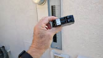 home repair replace a circuit breaker by froggy youtube