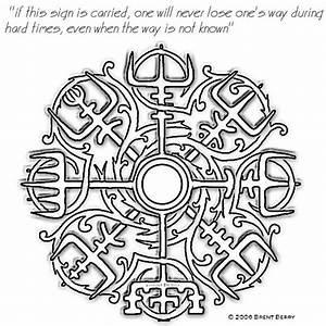 Dessin Symbole Viking : pin by nancy jansen on ornamental pinterest ~ Nature-et-papiers.com Idées de Décoration