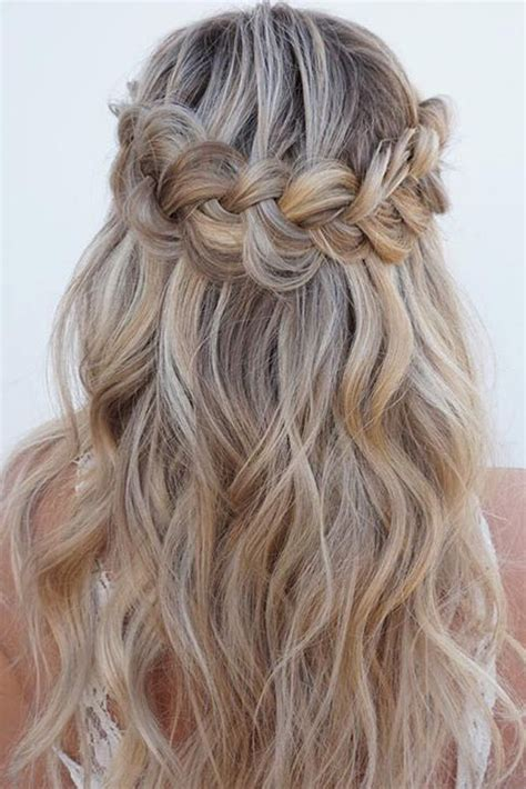 easy party hairstyles ideas  pinterest party