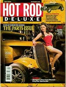 Phr Stands For by Corvair Article In November Issue In Rod Deluxe Magazine