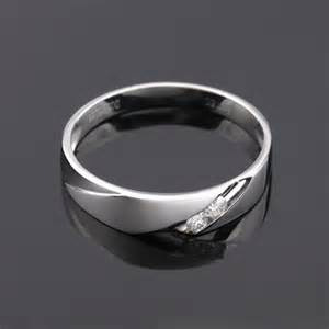mens wedding rings white gold unique mens 18k white gold wedding bands with diamonds rings
