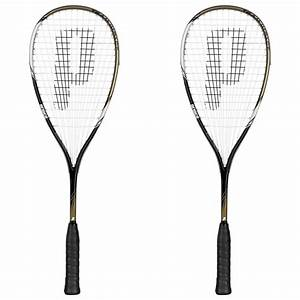 Prince Team Impact 200 Squash Racket Double Pack ...