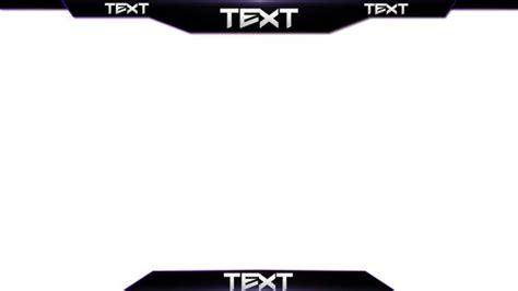 free overlay template thread free twitch overlay template overlays savages and pipes