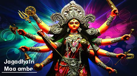Animated Goddess Durga Wallpapers - photo hd wallpaper of durga mata free