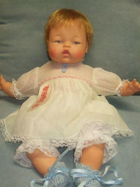 Adorable 1960's Ideal Ott14 Tiny Thumbelina Excellent