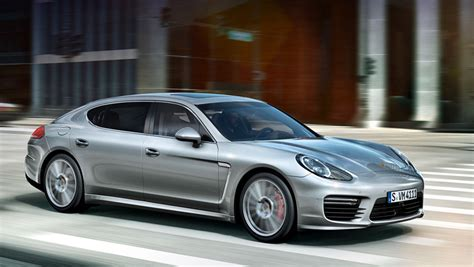 Porsche Panamera Modification by Porsche Panamera Hatchback Received New Modifications