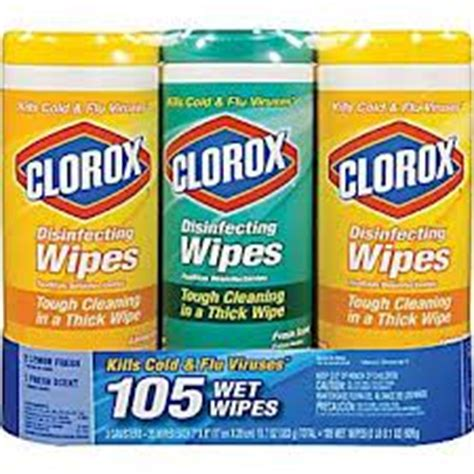 Clorox Coupon - $0.75 off one Clorox Disinfecting Wipes 3 pack