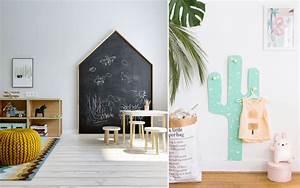 Deco Chambre Bois : du bois dans une chambre d 39 enfant inspiration d co mademoiselle claudine le blog ~ Melissatoandfro.com Idées de Décoration