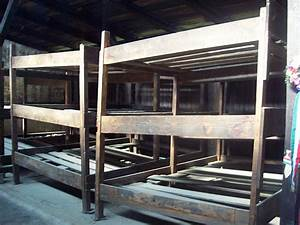 Auschwitz concentration camp beds | Flickr - Photo Sharing!