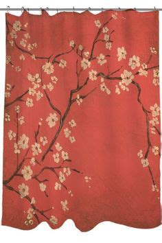 1000 images about cherry blossom shower curtain on