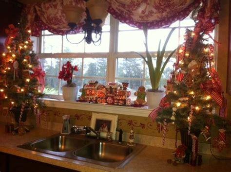 gingerbread kitchen  christmas christmas