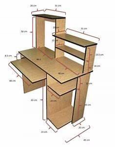 Curso de muebles de melamina madera Pinterest Planos