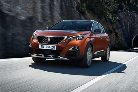 Peugeot Garage Goes by 2018 Peugeot 3008 Pricing Goes For The Higher Ground