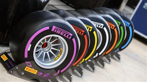 Supersoft Tyres On The Menu For Mexico