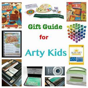 Gift Guide Best Toys for Arty Kids – PragmaticMom