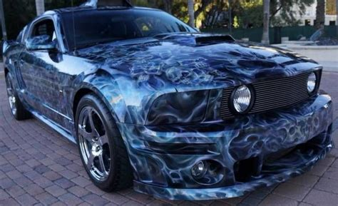 roush stage  mustang gt  hp twin turbocharged