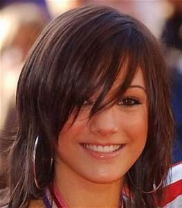 Couleur De Cheveux Pour Yeux Marron : belle coloration cheveux yeux bruns pour femme ~ Farleysfitness.com Idées de Décoration