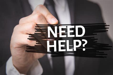 Need Help Stock Photo - Download Image Now - iStock