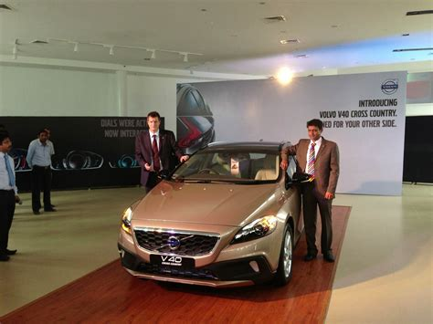 volvo  cross country launched  rs  lakhs