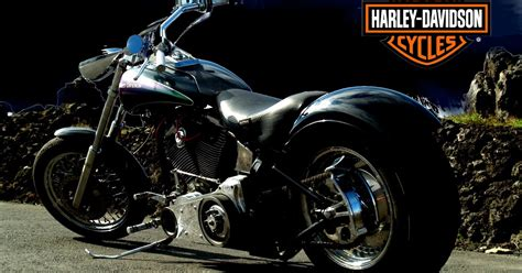 Harley Davidson Bikes Hd Wallpapers Free Download, Harley