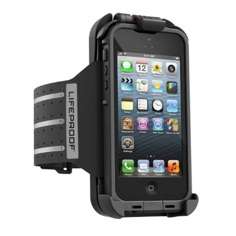 iphone 5s lifeproof lifeproof armband for iphone 5 5s hemelektronik cdon